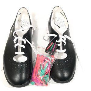 NIKE Golf Sneakers Mary Jane Cleats Rainbow NWT